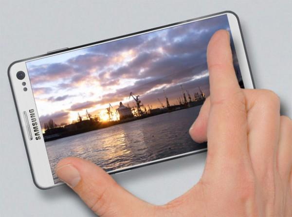 Каким будет экран у Samsung Galaxy S4
