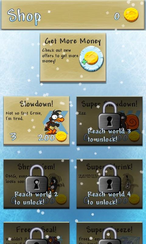 Slice Ice - игра для Samsung Galaxy SIV