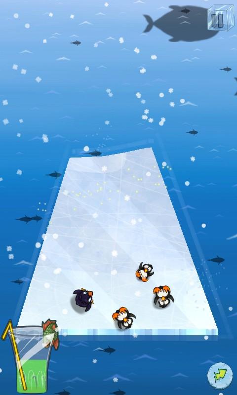 Slice Ice - игра-аркада для Samsung Galaxy S4