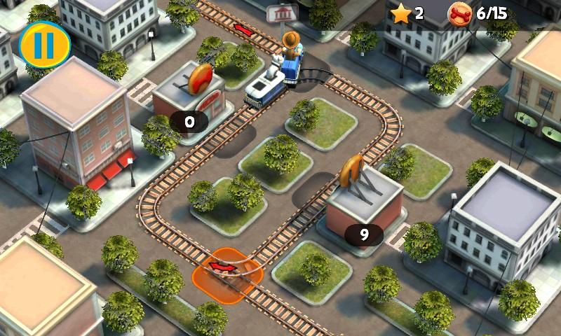 Tadeo Jones Train Crisis Pro – игра для Samsung Galaxy S4