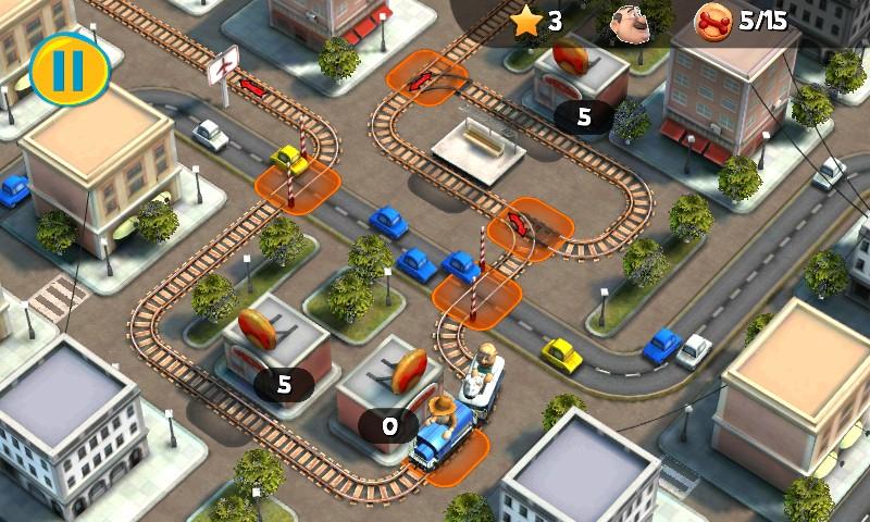 Tadeo Jones Train Crisis Pro – игра для Самсунг Галакси С4