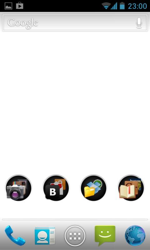 Concentric Circles Live Wallpaper - интерактивные обои для Samsung Galaxy S4