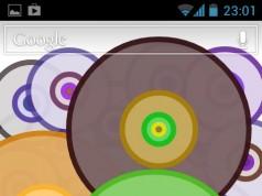 Concentric Circles Live Wallpaper - анимированные обои для Android