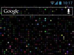 Nexus 4 Dot Live Wallpaper - живые обои для Samsung Galaxy S4