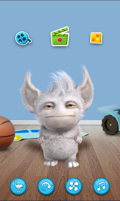 TalkingSpunya - приложение для Android