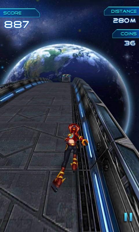 X-Runner - раннер для Samsung Galaxy SIV