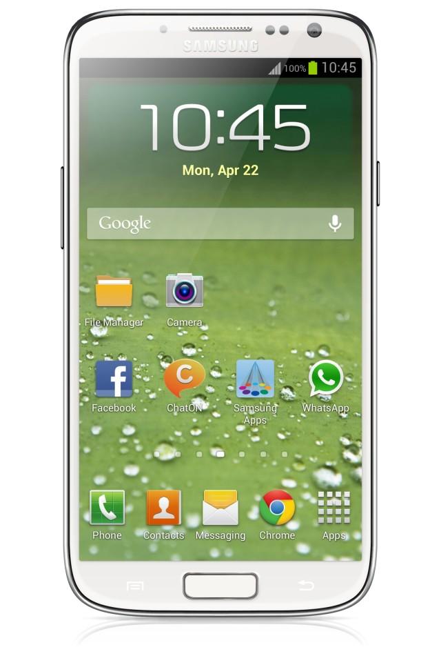 Галакси С4 - кодовое имя Altius (J) и фото смартфона