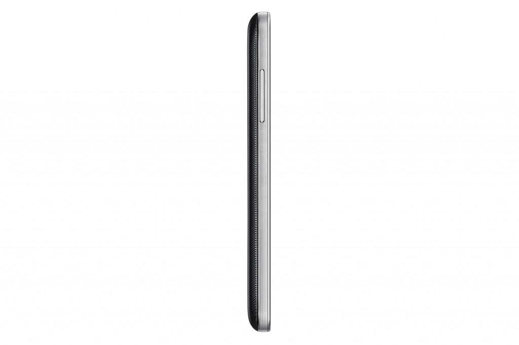 Samsung Galaxy S4 Mini GT-I9190, черный - фото боковой грани