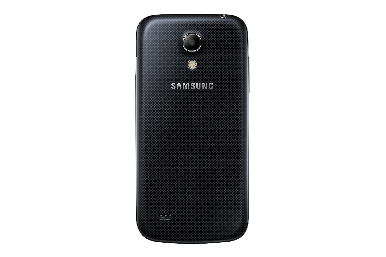 Samsung Galaxy S4 Mini GT-I9190, черный - задняя крышка