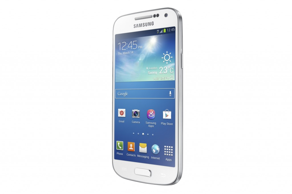 Samsung Galaxy S4 Mini GT-I9190, фото белый