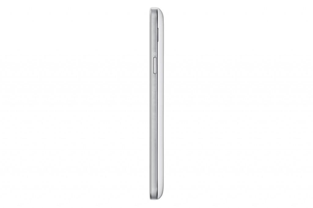 Samsung Galaxy S4 Mini GT-I9190, боковая грань белого