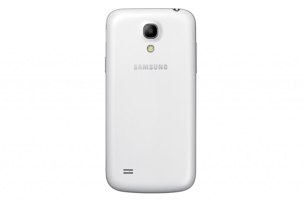 Samsung Galaxy S4 Mini GT-I9190, белый, задняя крышка
