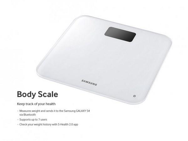 Аксессуары для S-Health на Samsung Galaxy SIV