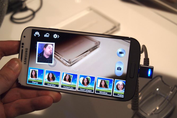 Сравнительные снимки с камер Galaxy S4, Galaxy S3 и основных конкурентов