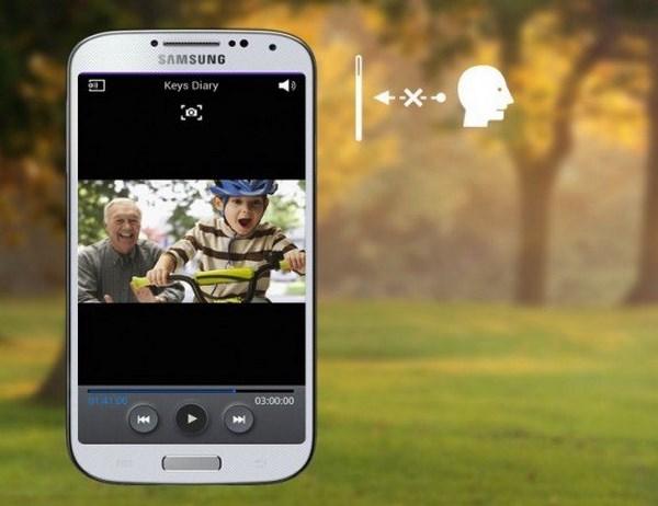 Подробный обзор некоторых возможностей Samsung Galaxy S4