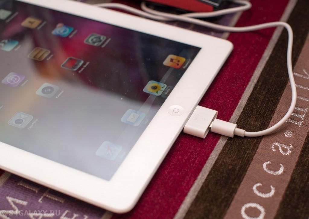 Yoobao YB-651 и iPad 3 width=