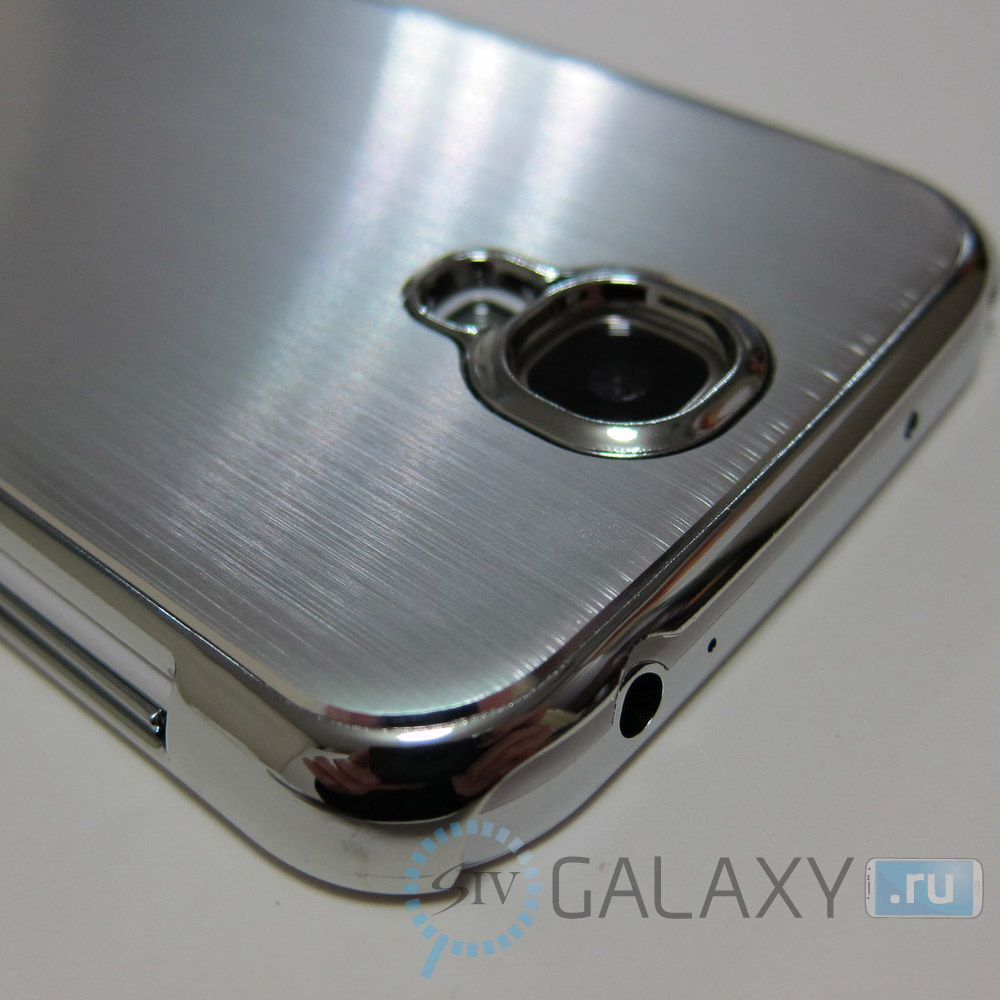 Металлический чехол для Samsung Galaxy S IV