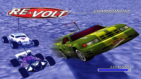 Игра RE-VOLT Classic для Galaxy S4