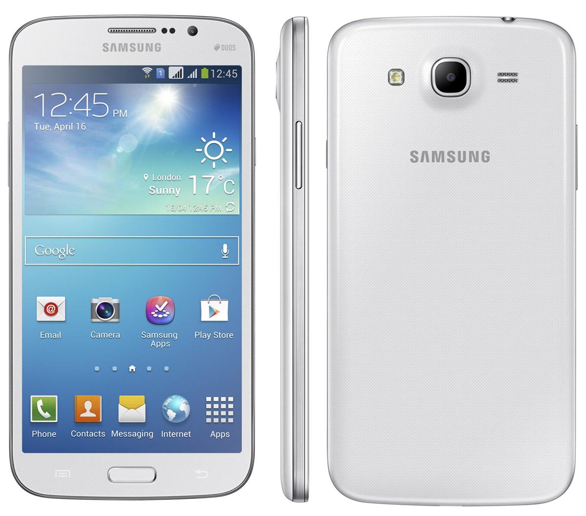Внешний вид Samsung Galaxy Mega 5.8 I9150