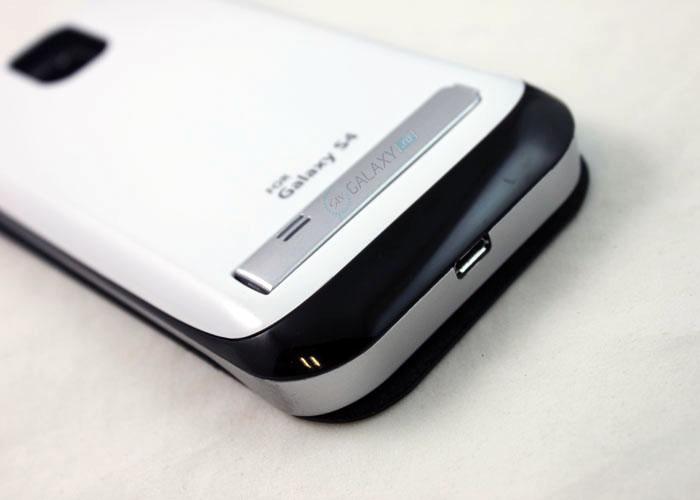 Алюминиевый Power Bank 3200 для Galaxy S IV