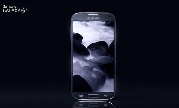 Промо видео Samsung Galaxy S4
