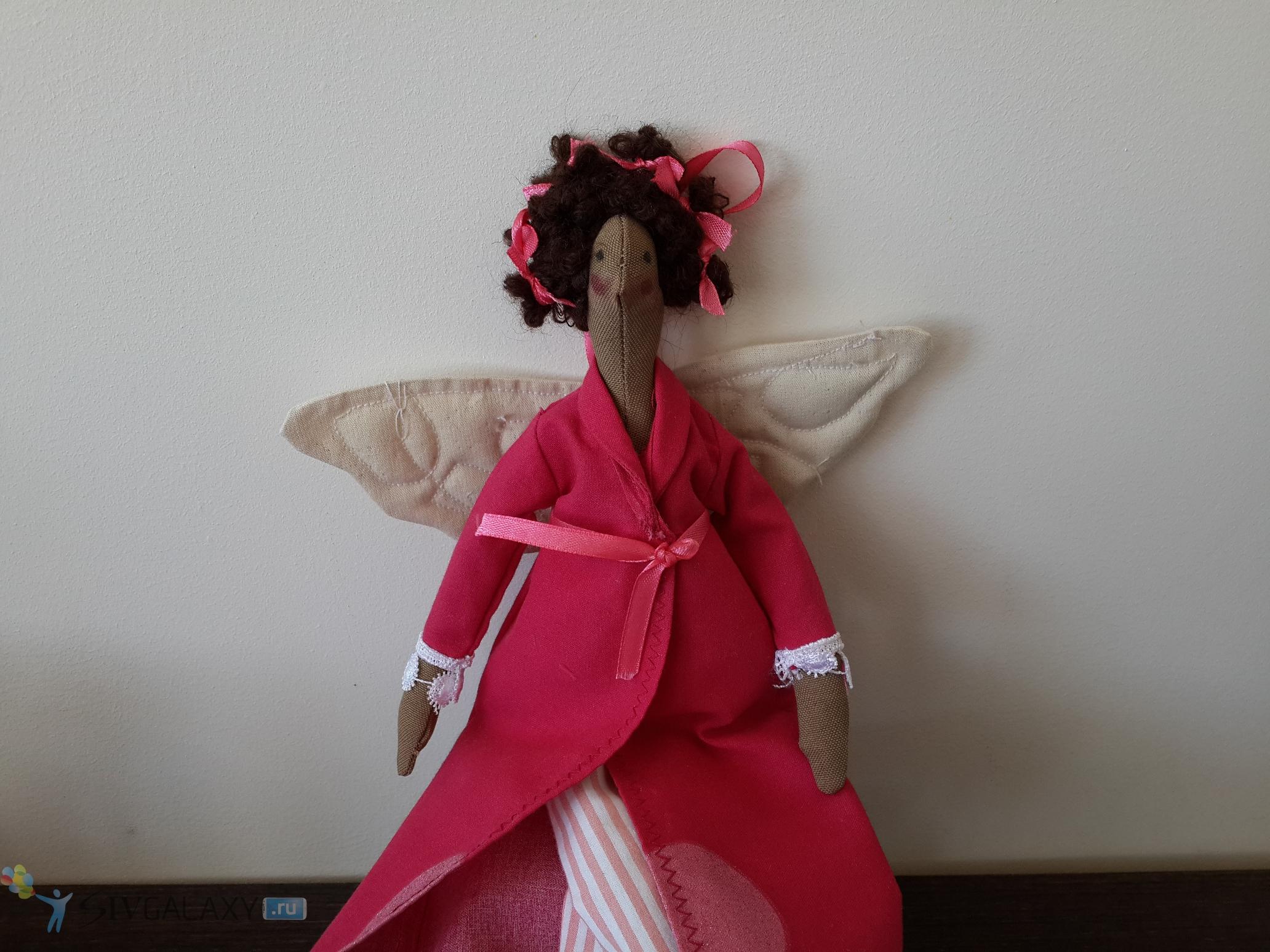 Фото с камеры Samsung Galaxy S4 - куколка