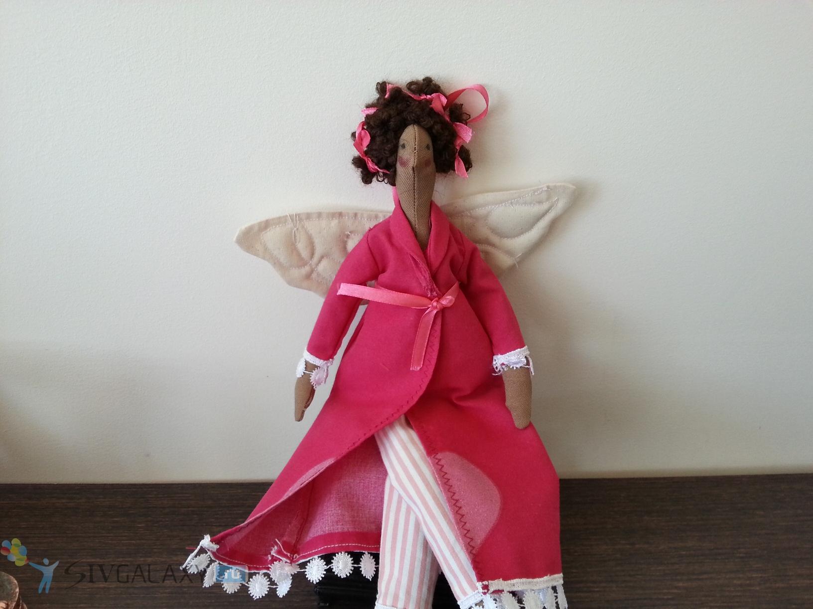 Пример фото в HDR c Samsung Galaxy S3 - кукла