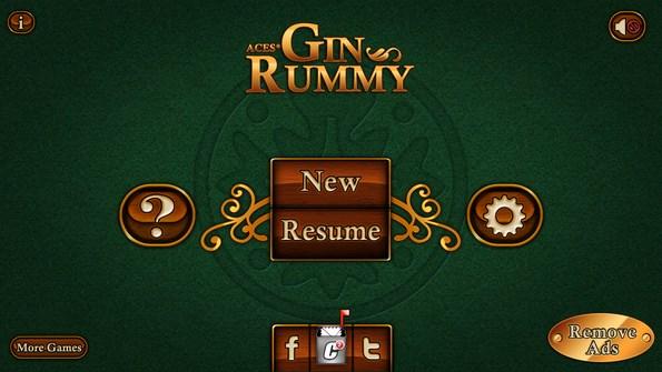 Aces Gin Rummy – карточная баталия для Android