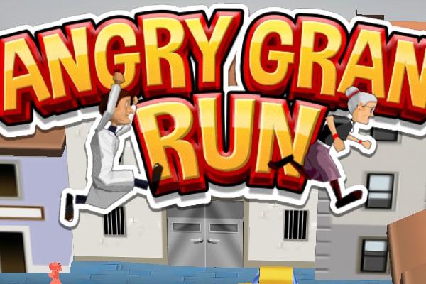 Angry Gran Run - раннер на Samsung Galaxy SIV