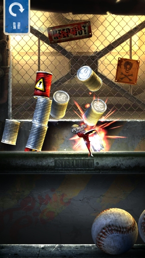 Can Knockdown 3 для Галакси С4 - выбей все банки