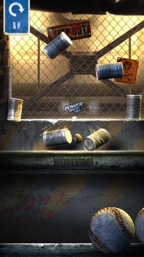 Can Knockdown 3 для Галакси С4 - разбил все банки