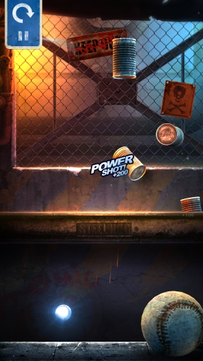 Can Knockdown 3 для Галакси С4 - геймплей