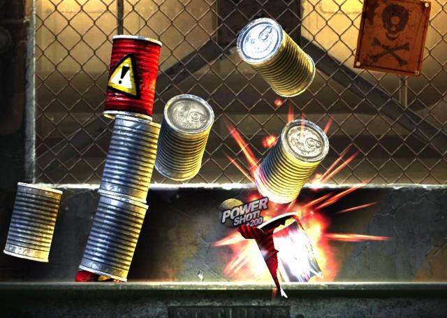 Игра Can Knockdown 3 для Samsung Galaxy S4