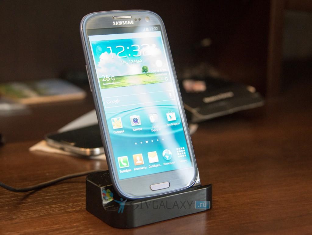 Док-станция из Китая для Samsung Galaxy S3 Note 2