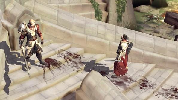 Dungeon Hunter 4 – восстание демонов для Android