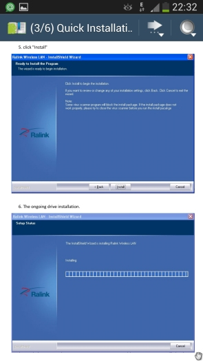 Программа EBook Droid - читалка PDF и DjVu на Samsung Galaxy S4
