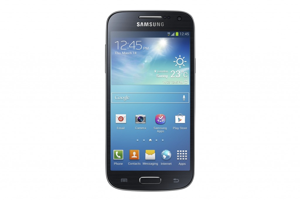 Samsung Galaxy S4 Mini черный