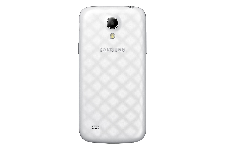 Samsung Galaxy S4 Mini белый, фото задней крышки
