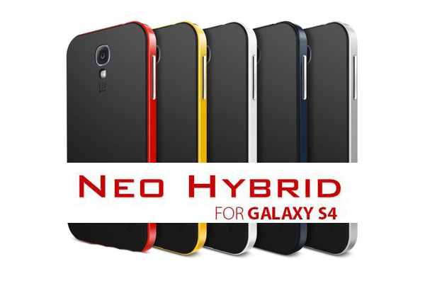 Spigen Neo Hybrid: защитный кейс для Galaxy S4