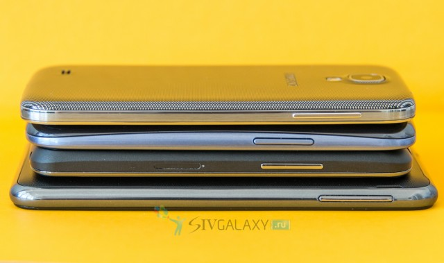 Samsung Galaxy SIV Mega засветился в сети