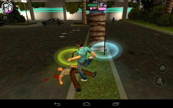 Grand Theft Auto: Vice City – грешный город для Galaxy S4