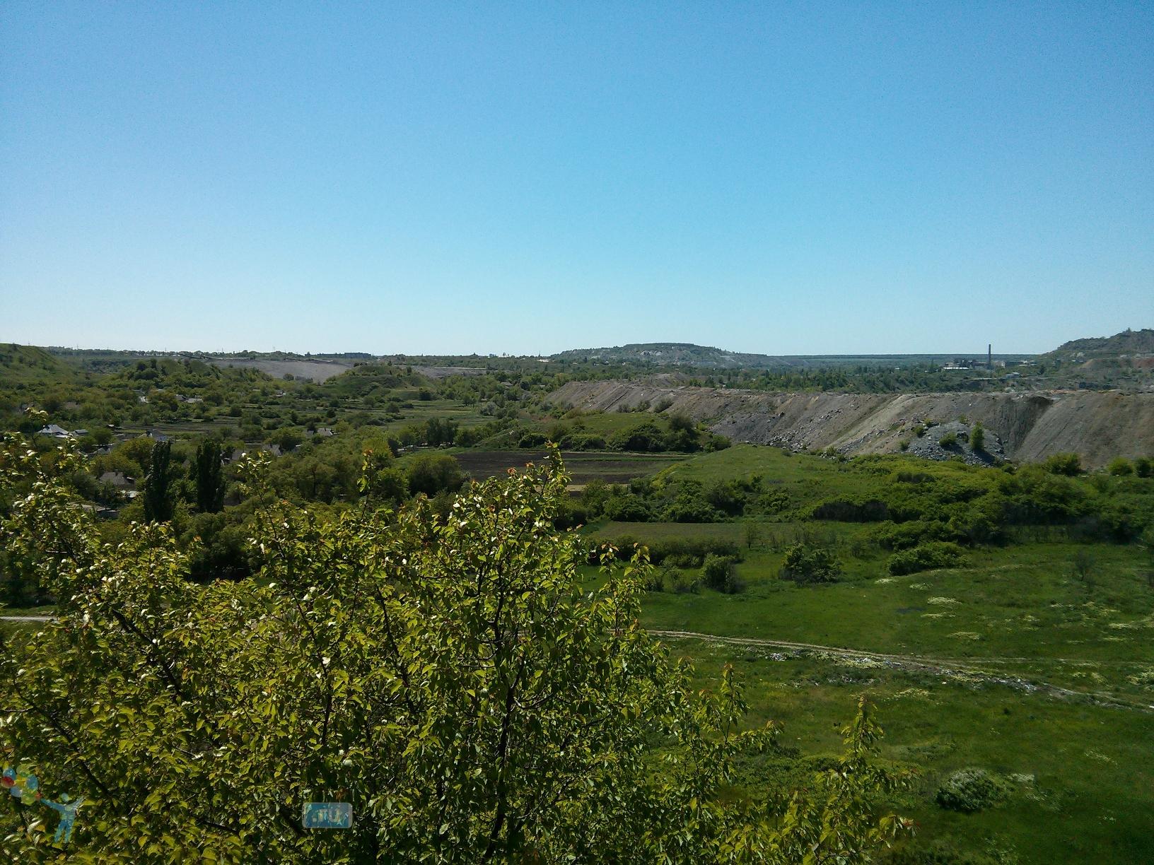 Фото с камеры LG Nexus 4 - горный пейзаж