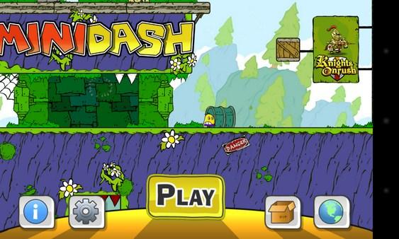 Mini Dash - отличная аркада на Samsung Galaxy S4