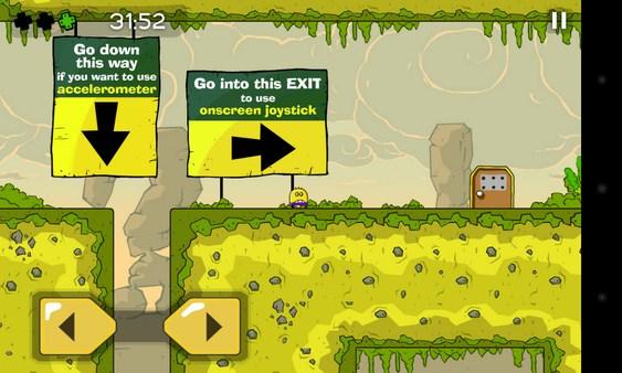 Mini Dash - игра на Android