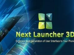Скачать Новый Лаунчер 3Д Андроид 4
