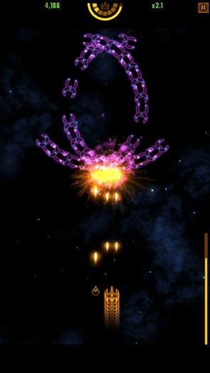 Игра Plasma Sky - космический шутер на Галакси С4