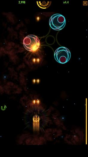 Игра в жанре шутер - Plasma Sky для Samsung Galaxy S4