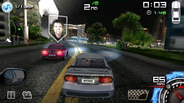 Race Illegal: High Speed 3D - гонка по городу