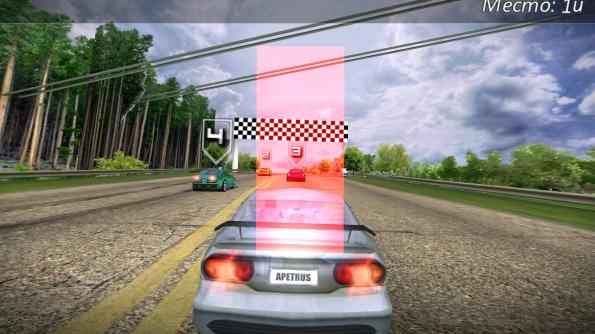 Race Illegal: High Speed 3D - на старте