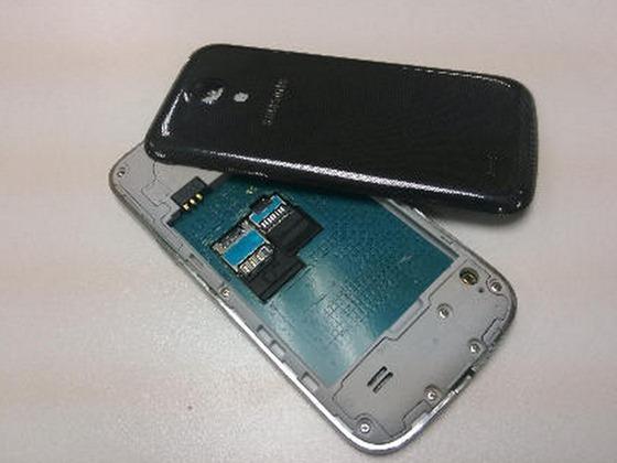 Фотография Samsung Galaxy S4 Mini - размер